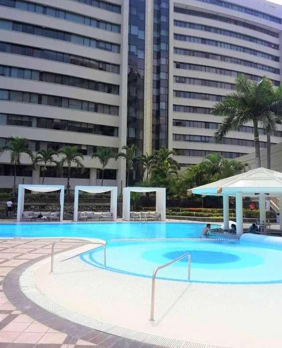 Alquiler de Departamento en Torres de Hilton Colon 2, cerca del C.C San Marino, Norte de Guayaquil