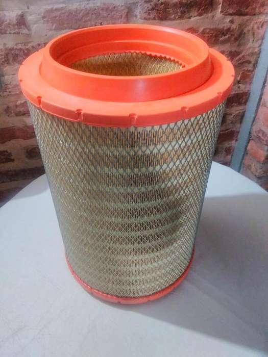 Filtro Aire Tecfil Ars8235 mann C321420/2 P/ Iveco Stralis