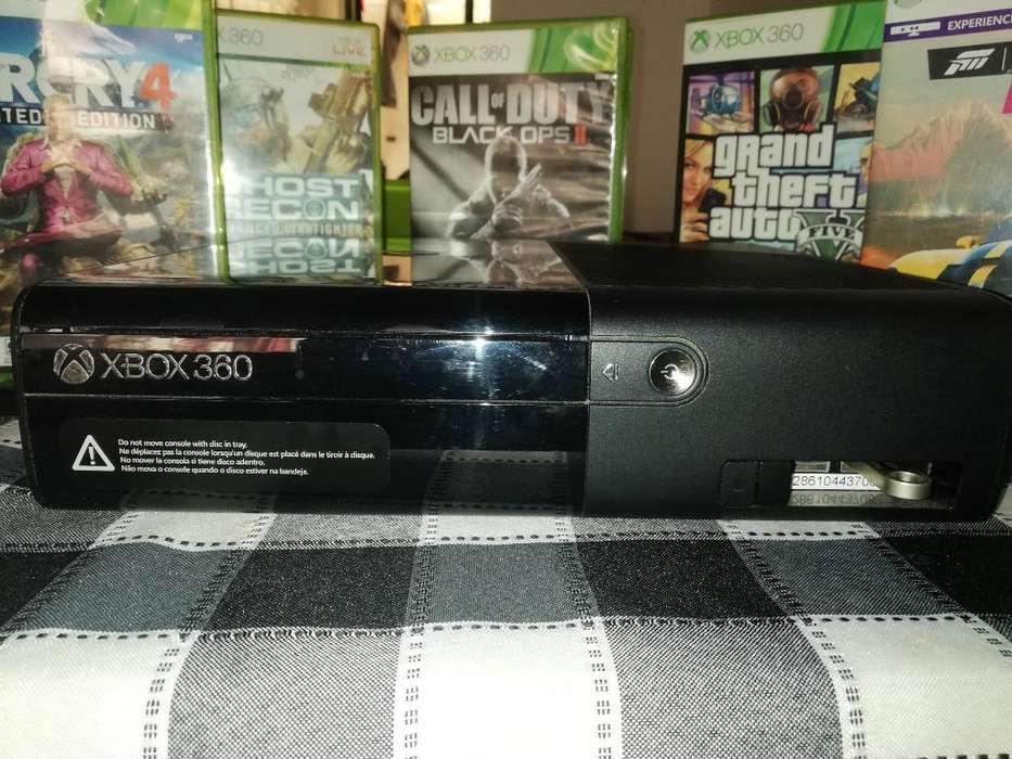 Xbox 360 Ultra Slim E Original Play 4 On