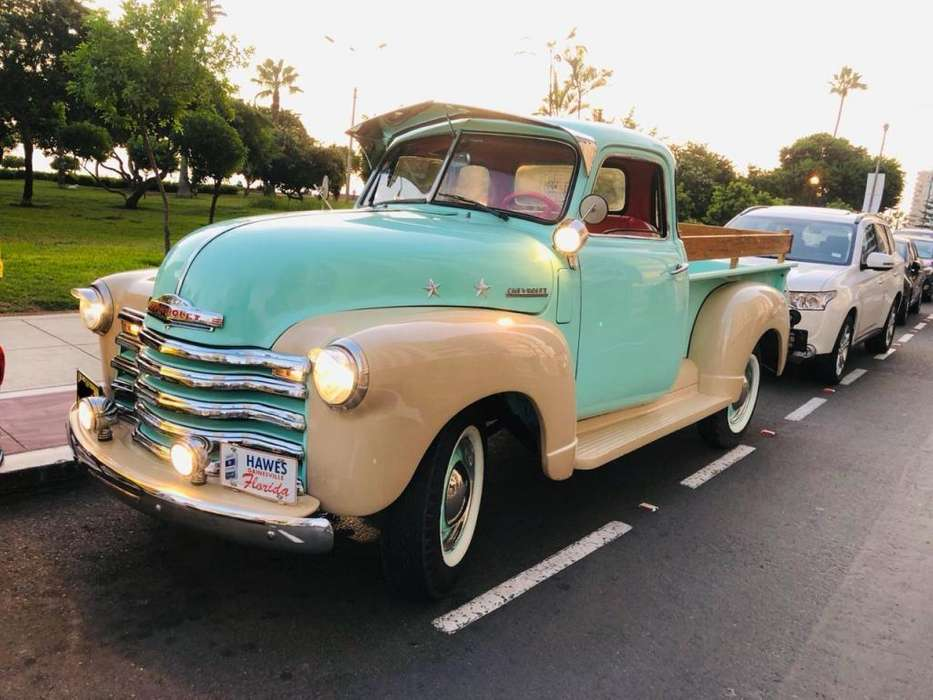 Chevrolet C10 1952 - 40000 km