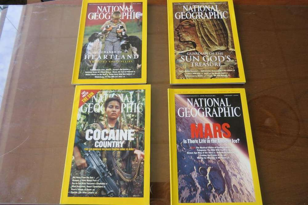 Revista National Geographic Traveler Adventure