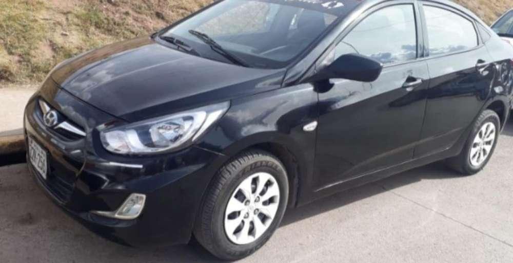 Hyundai Accent 2012 - 4000 km