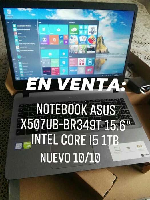 ASUS X507UB-BR349T 15.6
