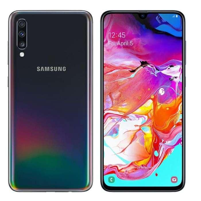 SAMSUNG GALAXY A70 Numero de contacto :3104823570