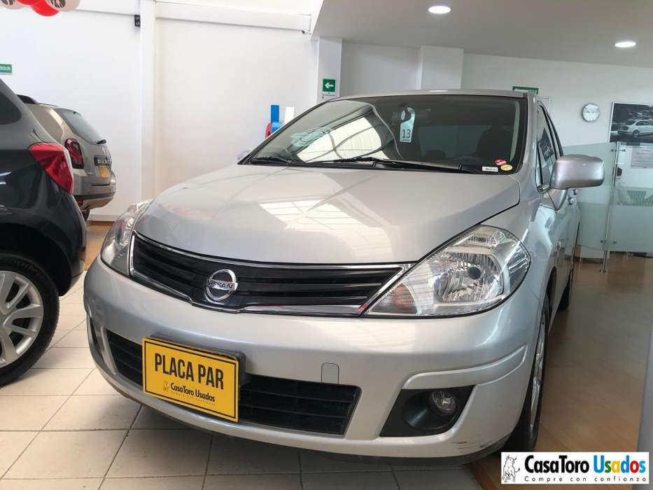 Nissan Tiida 2011 - 58362 km