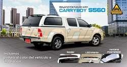 Caseta Carryboy economica S560 Dmax hilux Revo Mazda Bt50