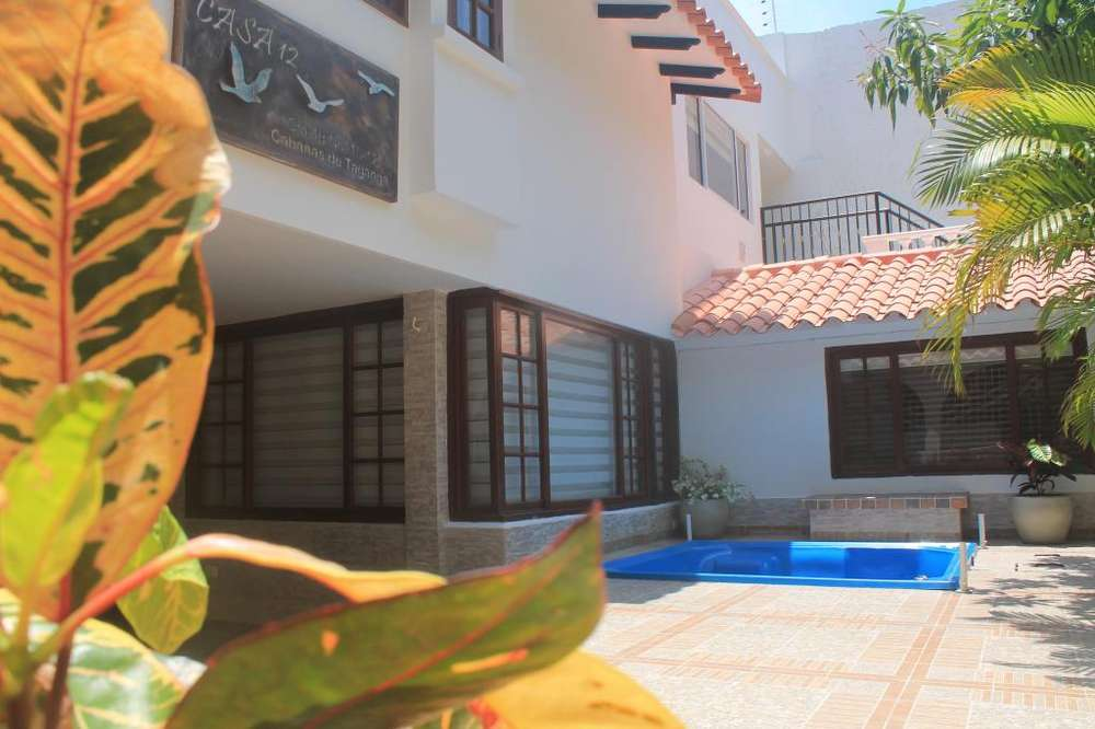 Alquilo Hermosa Villa por Días en un lugar muy exclusivo del rodadero a 5min de la playa