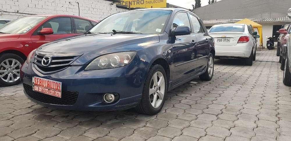 Mazda Mazda 3 2008 - 189000 km