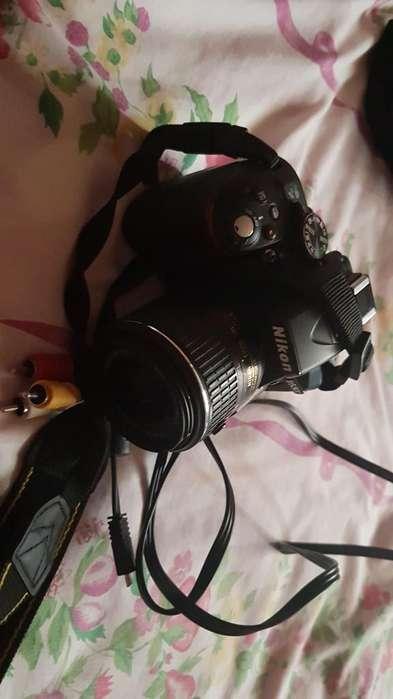 Camara Nikon Profesional