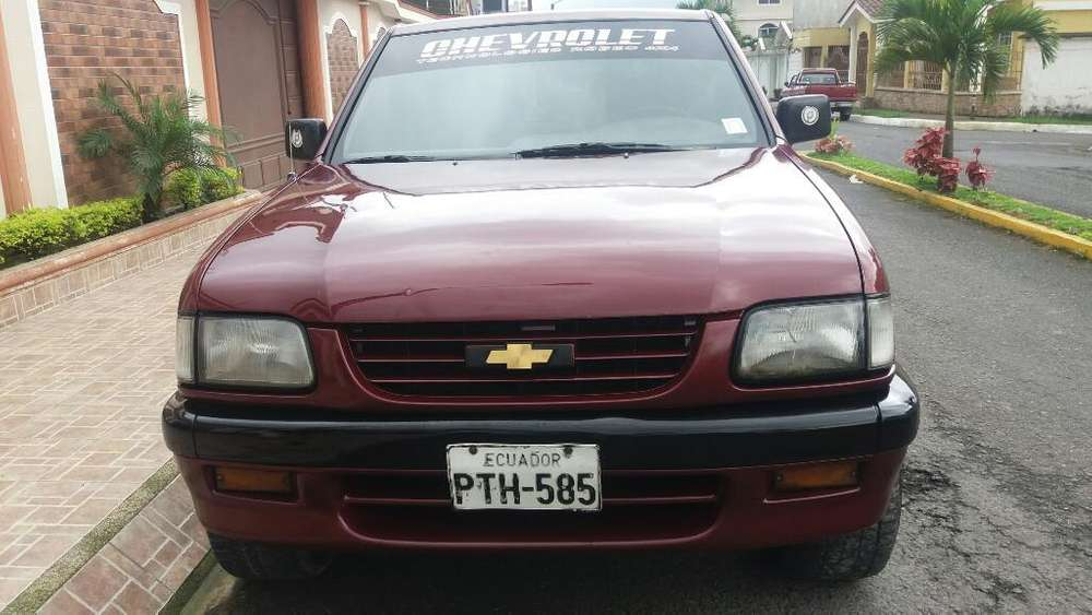 Chevrolet Rodeo 1998 - 167112 km