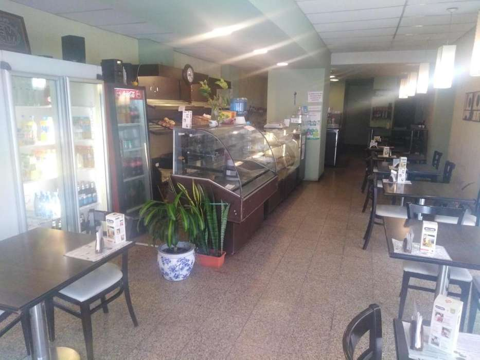 Vendo Fondo de Comercio, Cafeteria Restobar, centrico