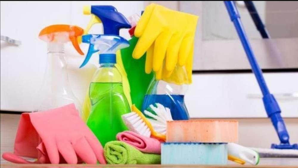 Limpieza, Atención Al Cliente, Cuidadora