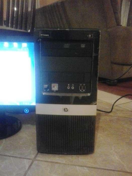 Ideal para Cyber. Computadores de Escritorio PC Marca HP varios modelos
