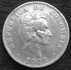 Exclusiva Coleccion de Monedas de 50 Centavos en Plata