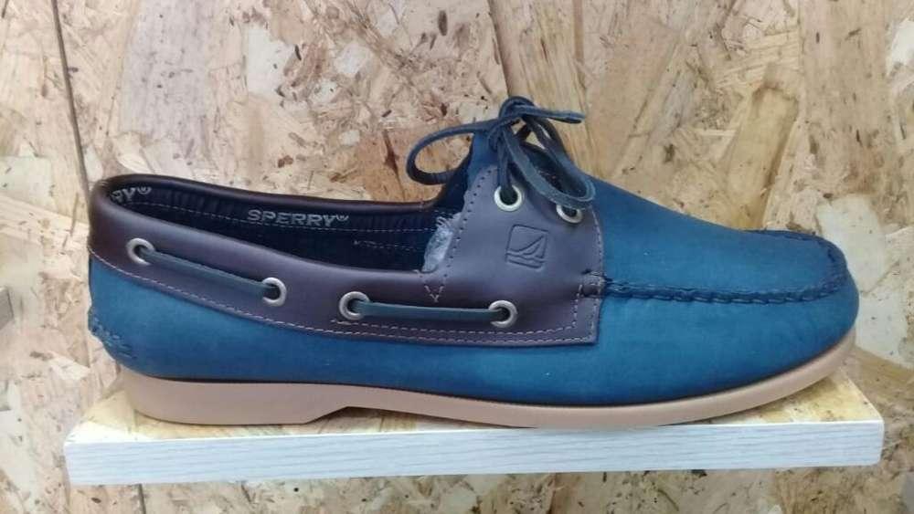 Sperry Top Sider Marine Blue