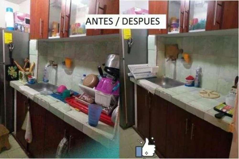 Limpieza Integral de Casas Departamentos