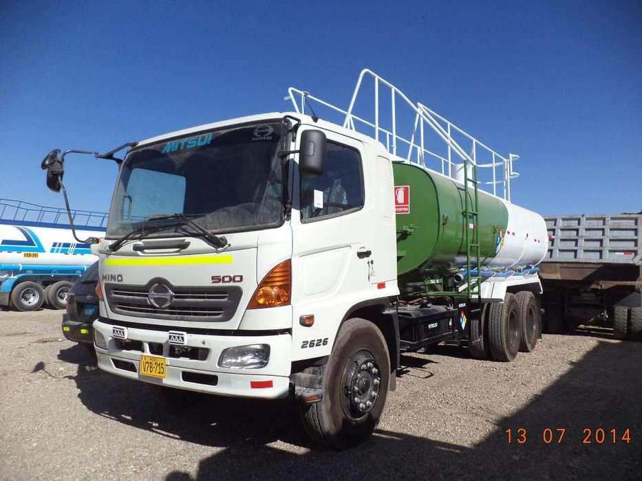 ALQUILO CISTERNA DE AGUA DE 5000 gln