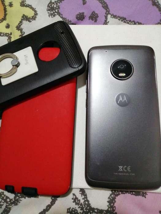 Vendo Celular Motog5plus