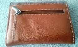 2574fd4d4 Billetera puro cuero nueva marca Bisont para dama - Bucaramanga