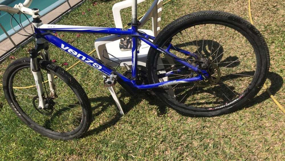 Bicicleta Venzo 24 Veloc Original 13Mil