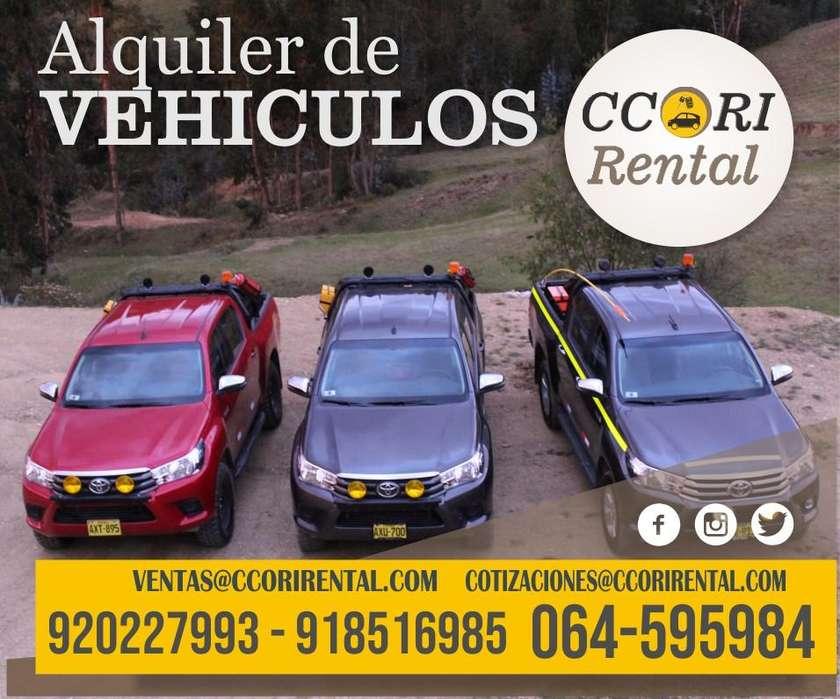 Alquiler de camionetas, buses, camiones, vans/ alquiler de camionetas 4x4 huancavelica ayacucho huancayo