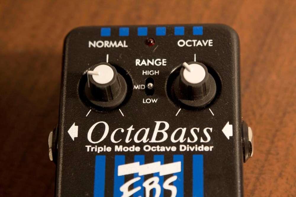 EBS Octabass Octavador para bajo