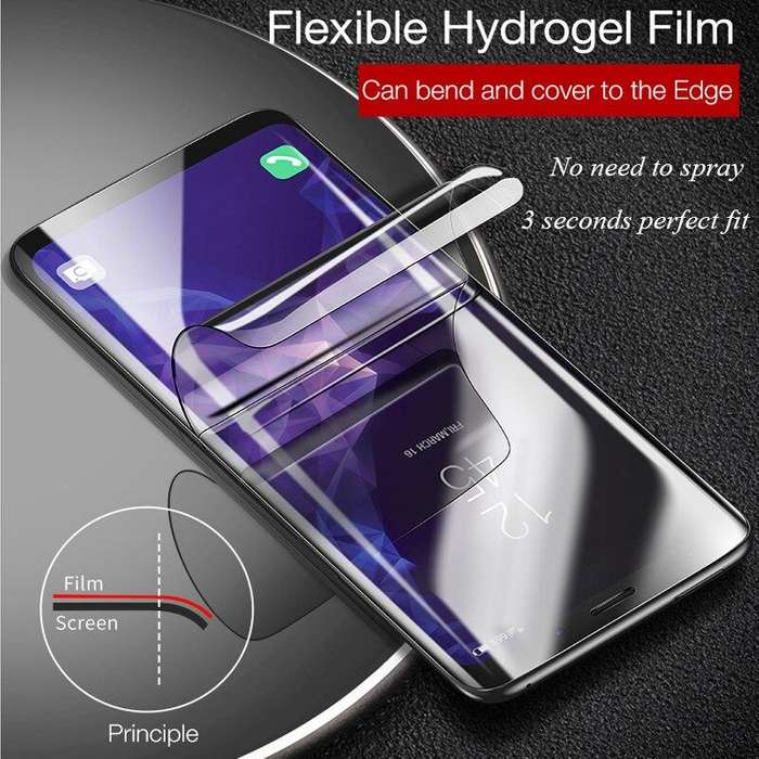 Cubierta Hidrogel Samsung S6