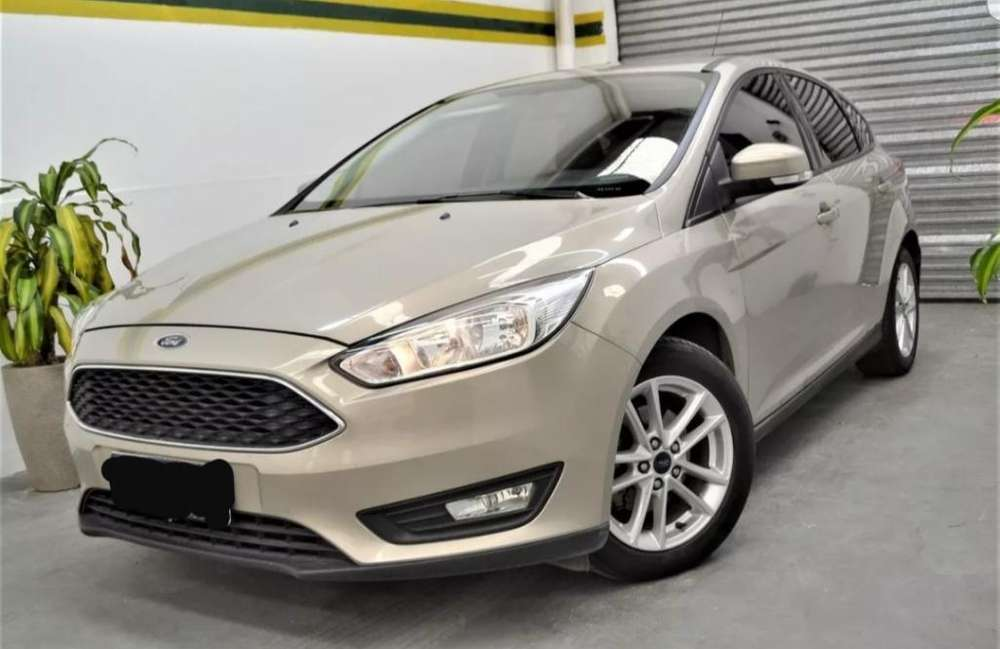 Ford Focus 2015 - 39000 km