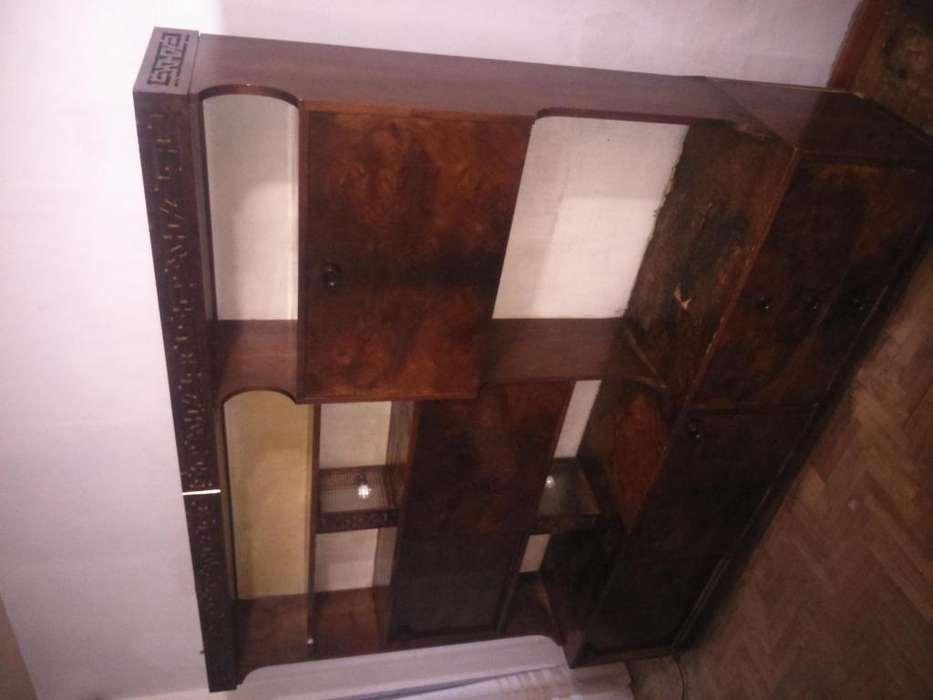 Modular de Madera Mueble Antiguo