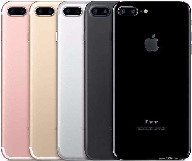 Celular Iphone 7 Plus 32gb Liberado Colores