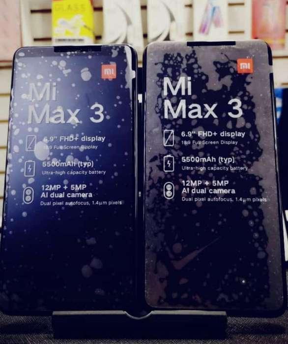 Xiaomi Mi Max Seminuevos 64Gb