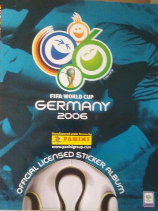 Album Panini Alemania 2006