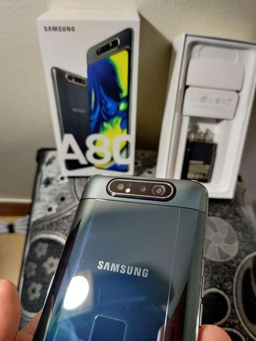 Samsung Galaxy A80 Nuevo en Caja, Libre
