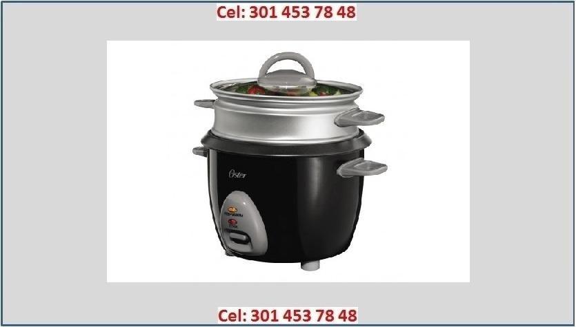 Olla Arrocera Oster Capacidad 1/2 libra de arroz (3 tazas crudo, 6 tazas cocido) NUEVO