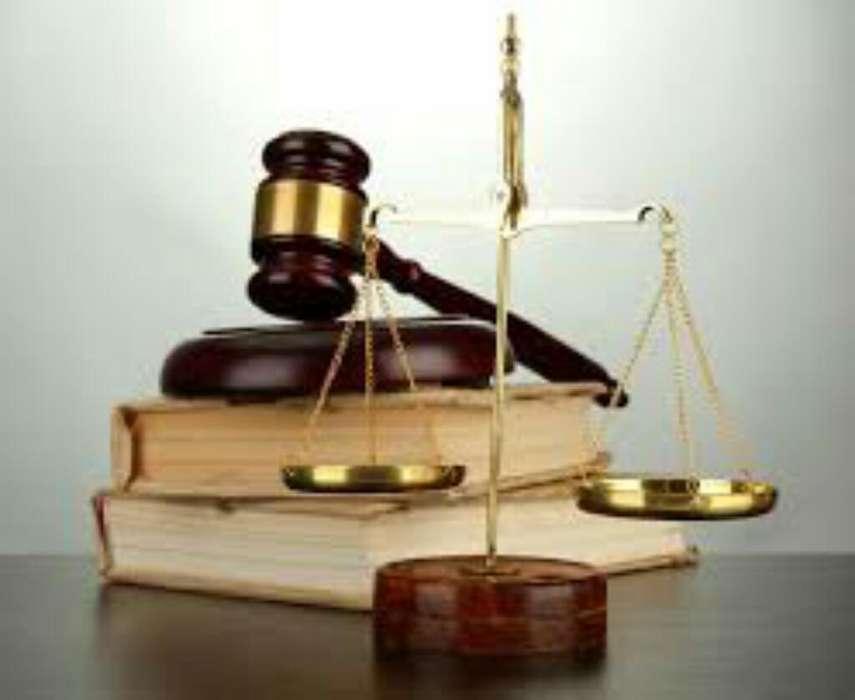 Busco Trabajo en Área Legal