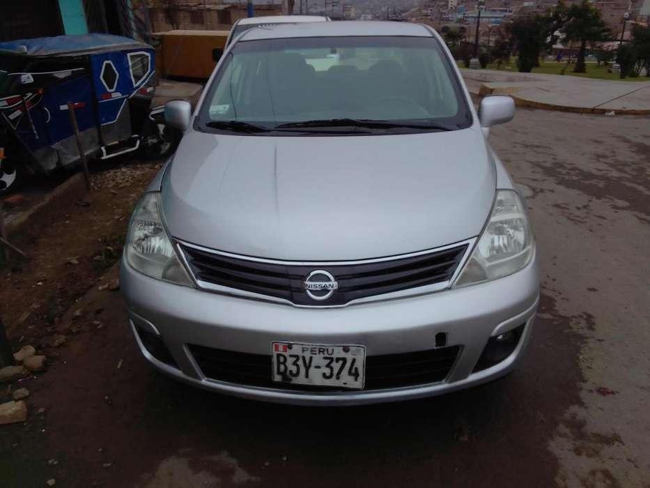 Nissan Tiida 2011 - 98800 km