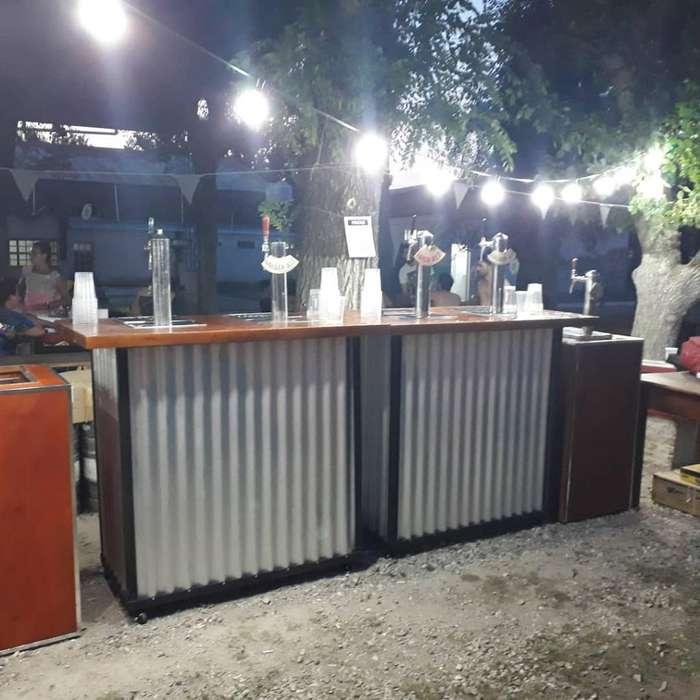 Barra de Cerveza ,alquiler de Choperas