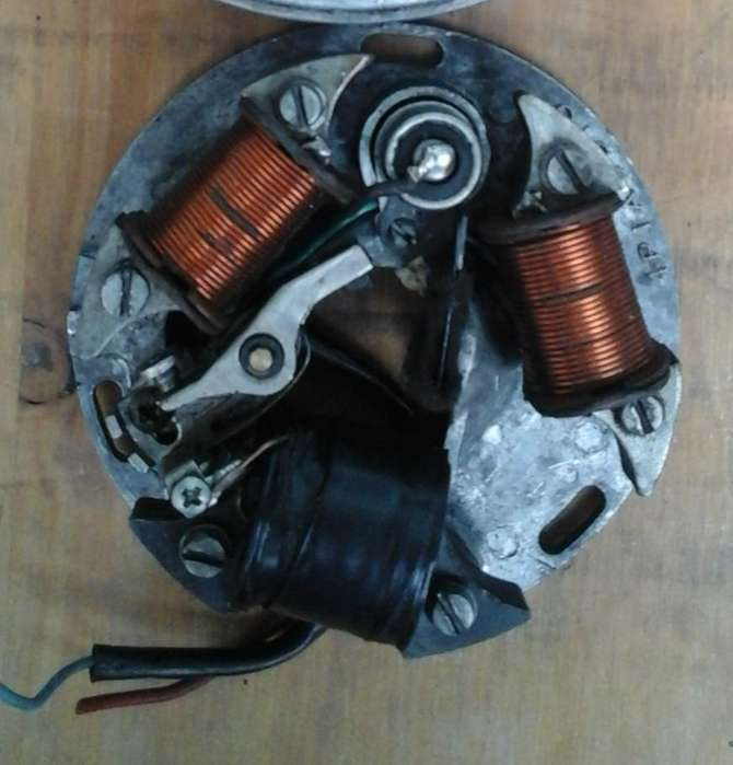 Vespa 57 VB1 150 cc