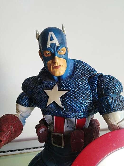Capitán América Icons