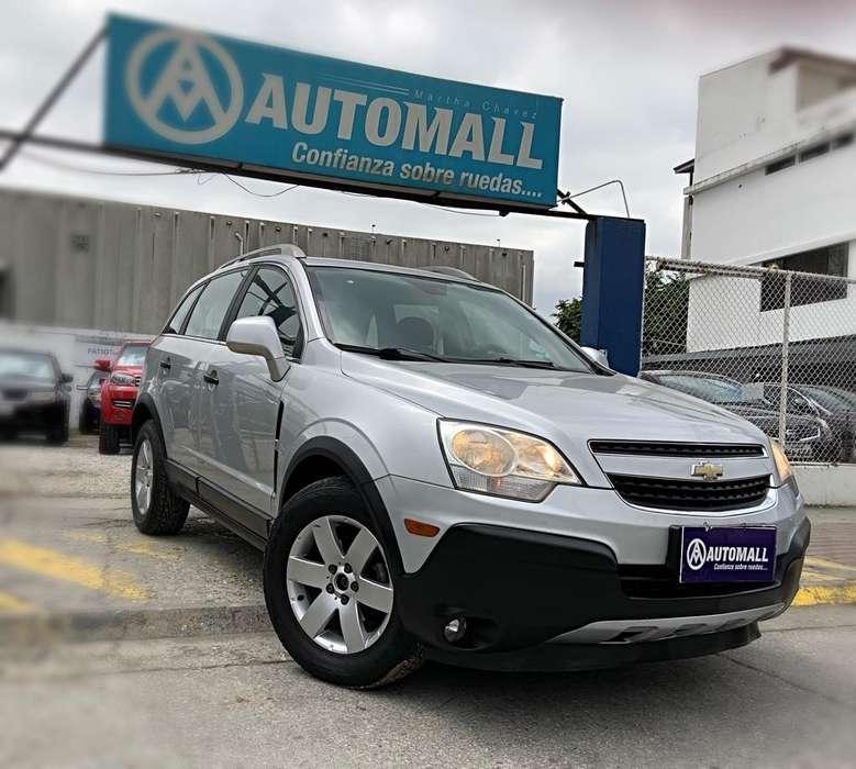 Chevrolet Captiva 2011 - 140000 km