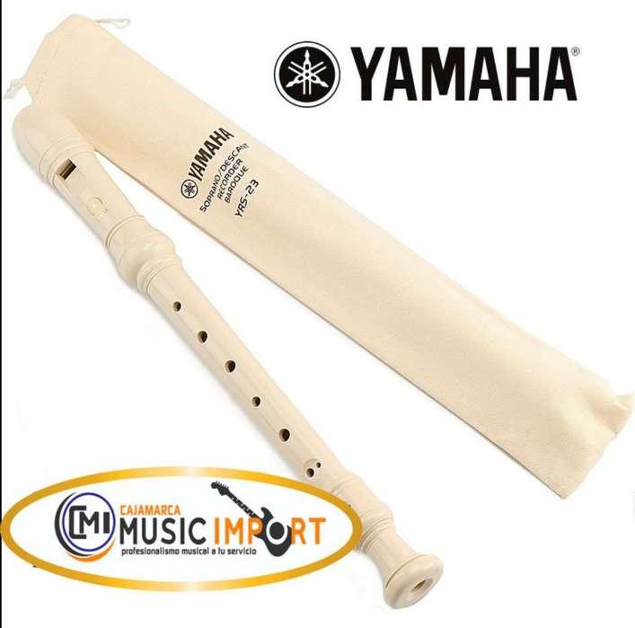 Flauta Yamaha Yrs 23
