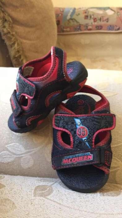 Zapatillas Cars Talla 6