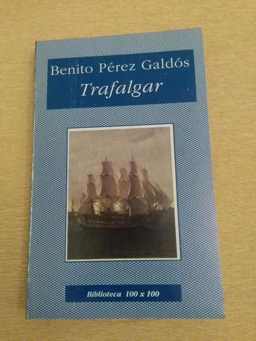 TRAFALGAR . BENITO PEREZ GALDOS BIBLIOTECA 100x100 LIBRO
