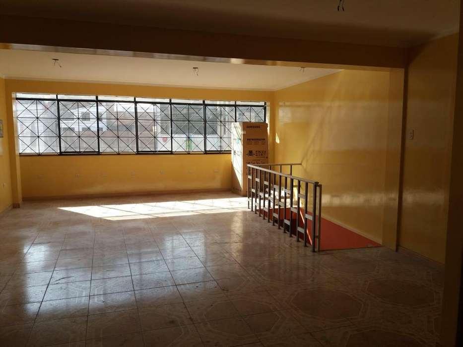 BARRANCA SE ALQUILA LOCAL EN ZONA COMERCIAL A 2 CUADRAS DE PLAZA VEA Y METRO (2do piso)