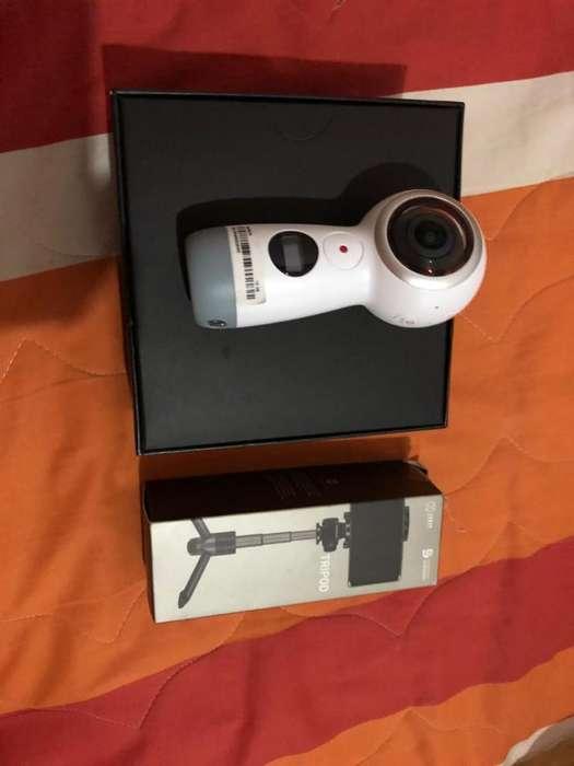 Camara Samsung Gear 360