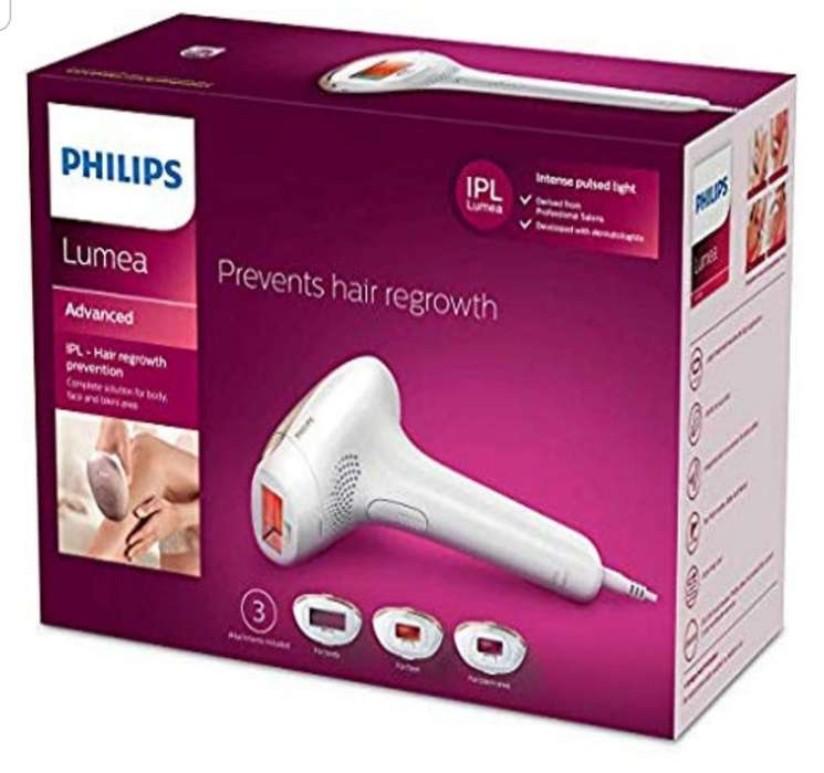 Depiladora Definitiva Laser Philips