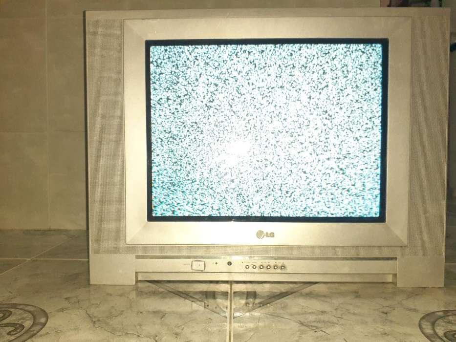Vendo Tv Lg Convencional