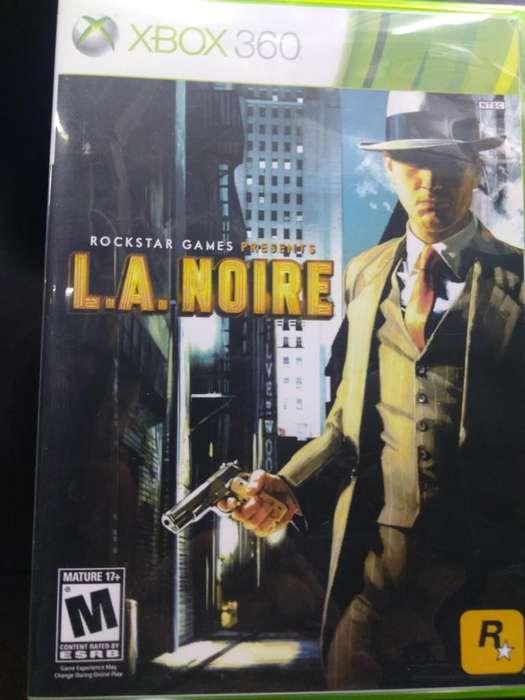 LA NOIRE ROCKSTAR GAMES