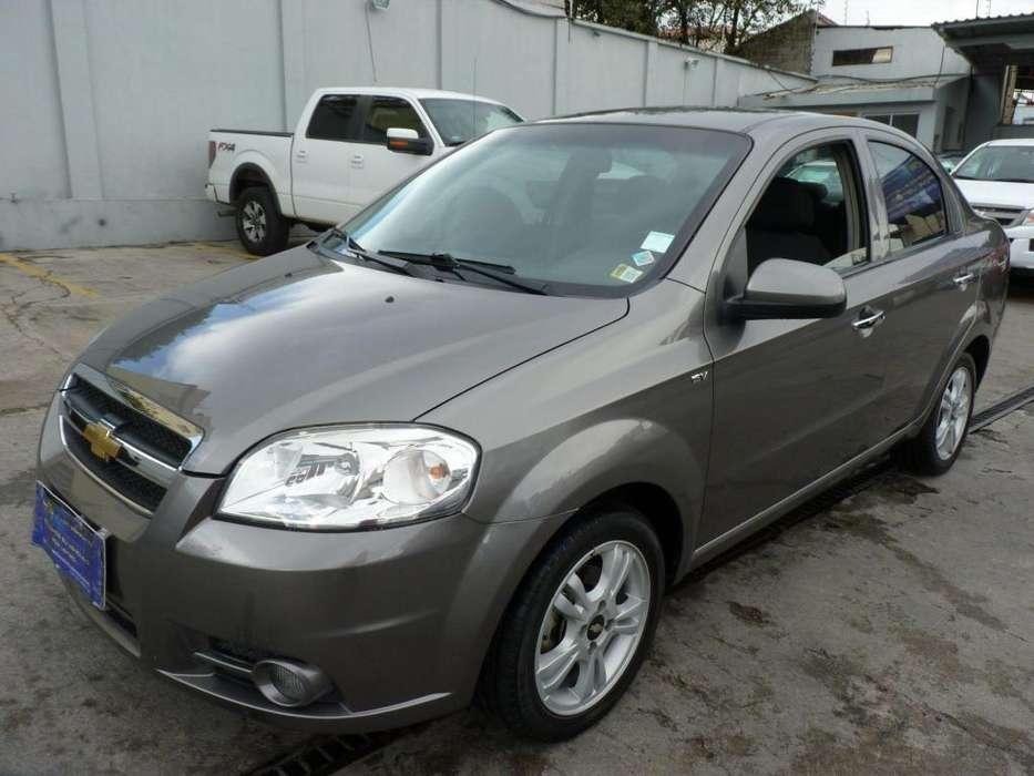 Chevrolet Aveo 2014 - 54504 km