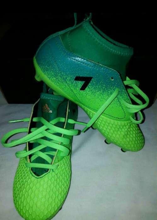Botines Adidas # Talle 33